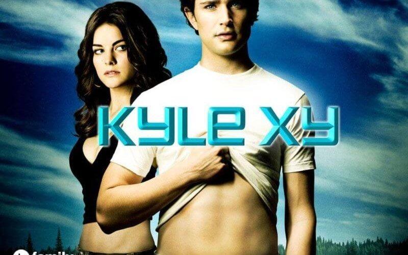 Kyle XY Önümüzdeki Pazartesi veda ediyor…