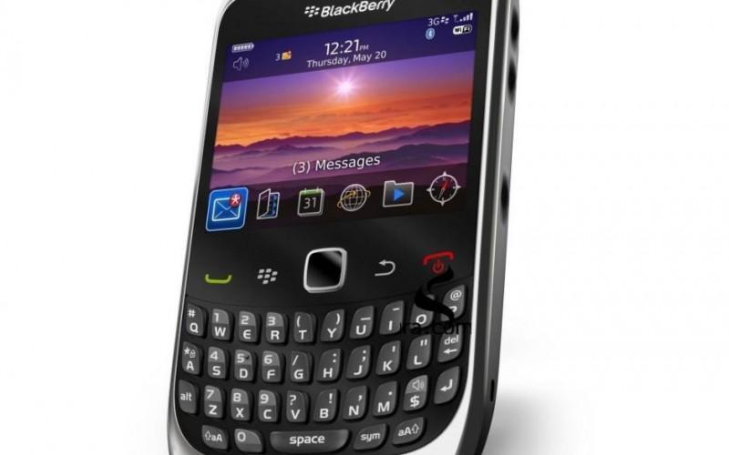 RIM yeni BlackBerry Curve 3G'yi piyasaya sunuyor