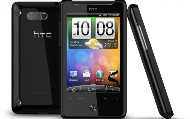 HTC, AVRUPA PAZARI İÇİN ŞIK VE KOMPAKT HTC GRATIA'YI PİYASAYA SUNDU