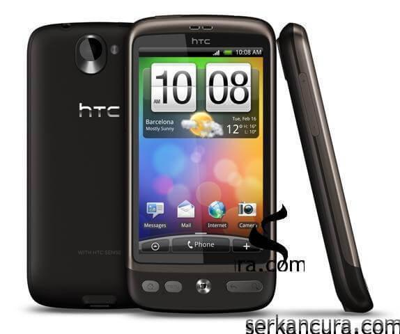 HTC Desire ve HTC HD Mini, Vodafone ile Türkiye'de Satışta