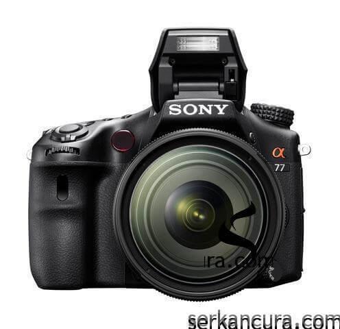 Sony dünyanın en hızlı  fotoğraf makinesi α77'yi tanıttı