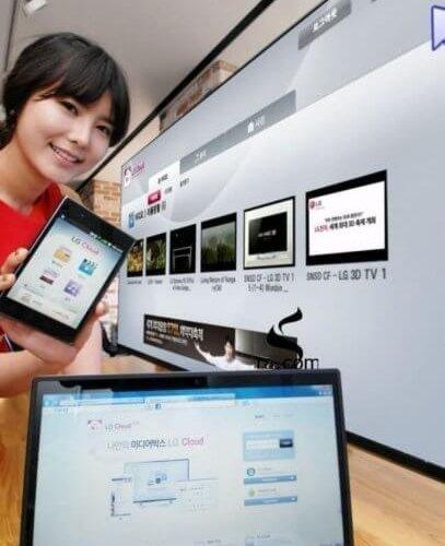 LG, gerçek zamanlı multimedya Cloud hizmetini globalde duyurdu.