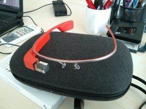 Google Glass ve Koruyucu Kılıf