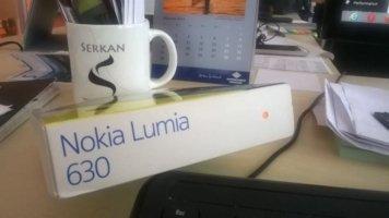 Nokia Lumia 630 Box Color