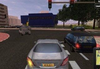 3D Araba Yarışları